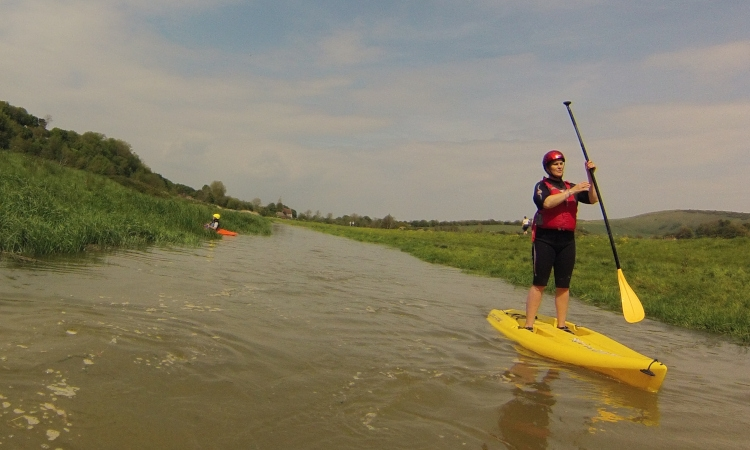 Stand Up Paddle SUP Boarding Lessons