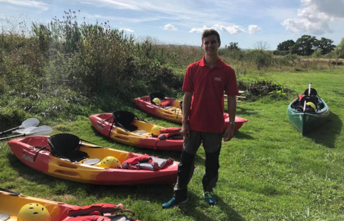 Canoe & Kayak Hire Sussex River Ouse